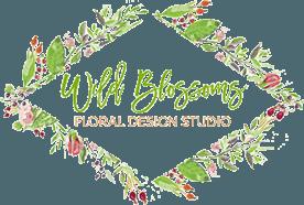 Wild Blossoms Studio Logo