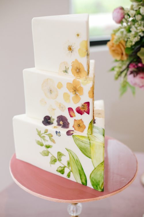 Pressed Edible Flowers