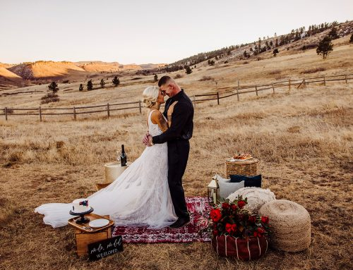 Elopement Package Styled Shoot with Mountainside Events & Lyndsey Leach Photography