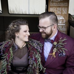Moody Eclectic Styled Shoot