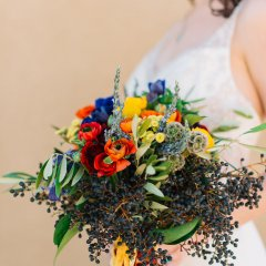 Natural Bohemian Bouquet