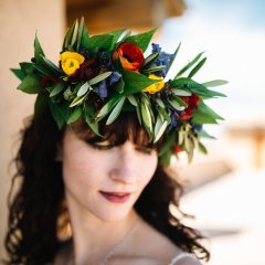 Natural Bohemian Crown