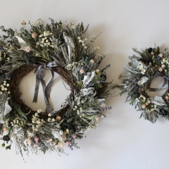 Dried Herbal Wreaths